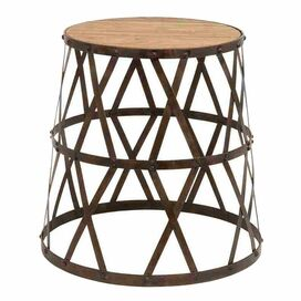Banjar Accent Stool