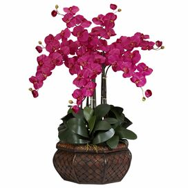 Vivien Silk Orchid Arrangement