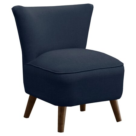 Accent Chairs on Rosemary Accent Chair In Navy   Cloverbloom Studios On Joss And Main