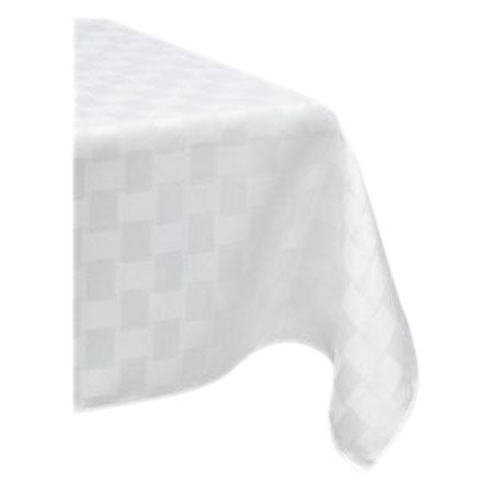 Large Square Reflections Table Cloth - The Decadent White Party on ...