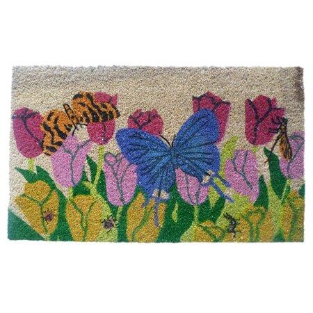 Papillon Doormat