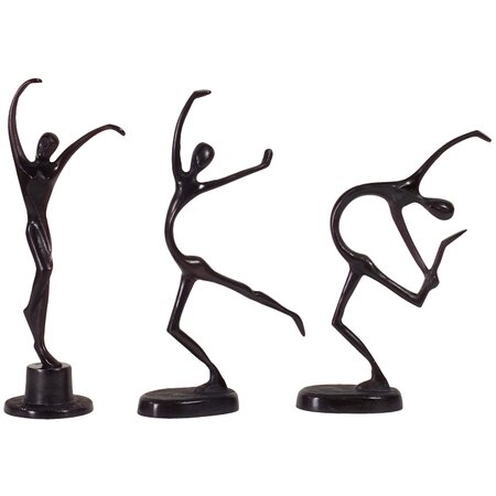 3 Piece Dancer Décor Set