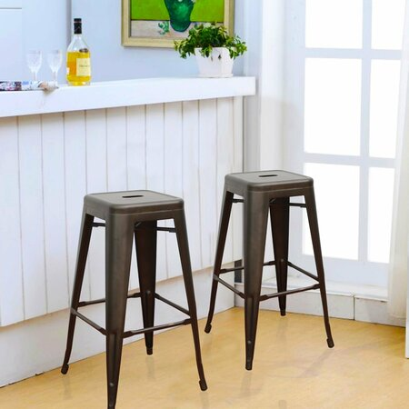 Prime Modern Barstools Counter Stools Allmodern Alphanode Cool Chair Designs And Ideas Alphanodeonline