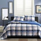 3 Piece Anglers Isle Cotton Quilt Set By Tommy Bahama