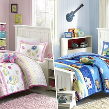 The Colorful Kids' Room