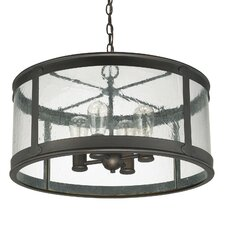 Dylan 4 Light Outdoor Pendant