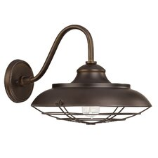 1 Light Outdoor Barn Light