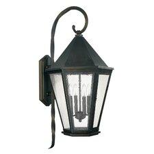 Spencer 4 Light Wall Lantern