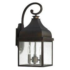 Westridge 3 Light Outdoor Wall Lantern
