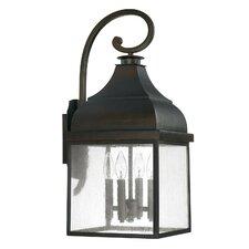 Westridge 4 Light Wall Lantern