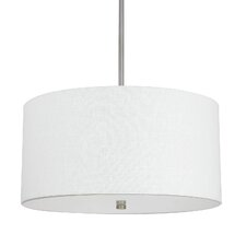 Loft 4 Light Drum Pendant