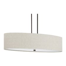 Loft 6 Light Kitchen Island Pendant
