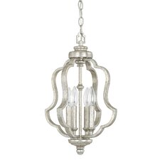 Blair 4 Light Foyer Pendant