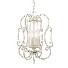 Oriana 4 Light Mini Chandelier