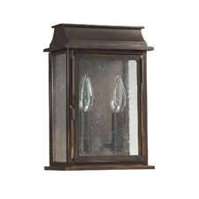 Bolton 2 Light Outdoor Wall Lantern