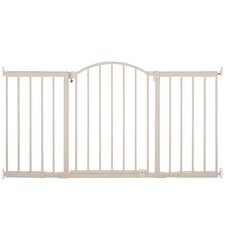 "72"" Wide Walk-Thru Metal Expansion Gate"