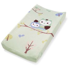 Ultra Plush™ Owl Changing Pad Cover