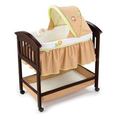 Swingin Safari Wood Bassinet