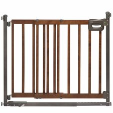 Home Safe Step To Secure Wood Gate