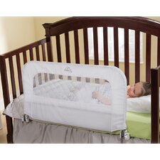 Home Safe 2-in-1 Convertible Crib-To Bedrail