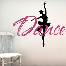 Flower Personalized Wall Decal