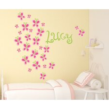 Butterfly Bunch Wall Decal