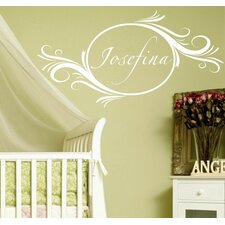 Personalized Delightful Elements Wall Decal