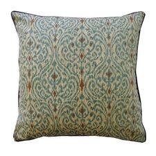 Gean Cotton Throw Pillow