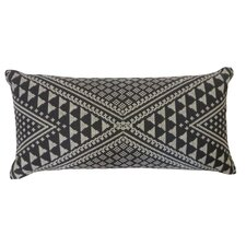 Bright and Fresh Tangiers Cotton Lumbar Pillow
