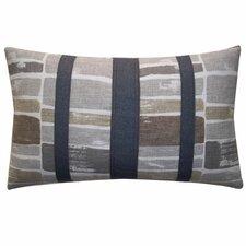 Martin Patch Cotton Lumbar Pillow