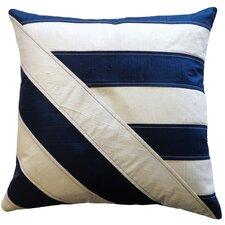 Lined Silk Throw Pillow