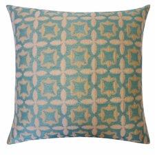 Motif Cotton Throw Pillow