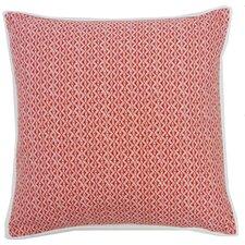 Equis Cotton Throw Pillow