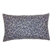 Kioto Stick Cotton Lumbar Pillow