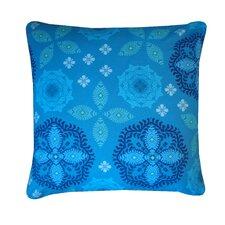 Flicker Cotton Throw Pillow