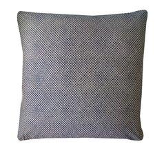 Kioto Eye Cotton Throw Pillow