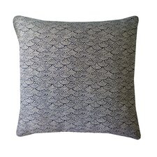 Kioto Fan Cotton Throw Pillow