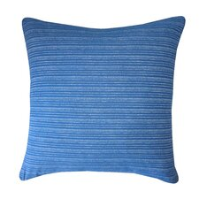 Kioto Line Cotton Throw Pillow