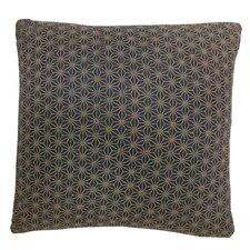 Kioto Star Cotton Throw Pillow