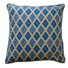 Kite Cotton Throw Pillow
