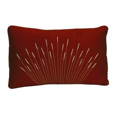 Branches Silk Lumbar Pillow