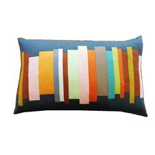 Brush Cotton Lumbar Pillow