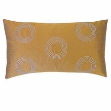 Center Silk Lumbar Pillow