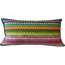 Fire Piece Cotton Lumbar Pillow