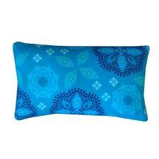 Flicker Cotton Lumbar Pillow