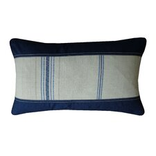 Rags Cotton Lumbar Pillow
