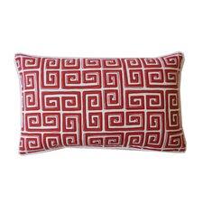 Coil Cotton Lumbar Pillow