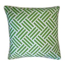 Tribal Cotton Throw Pillow
