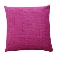 Pyramind Matka Silk Throw Pillow