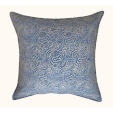 Swirl Outdoor Throw Pillow